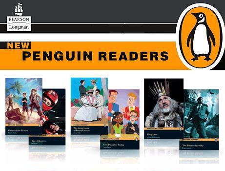 penguin graded readers livros de inglês para alunos nível intermediário iniciante básico avançado títulos autores clássicos literatura