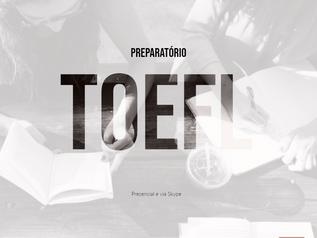 Preparatório TOEFL iBT e ITP