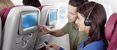 in flight movie filme no avião esl english language teacher private fazer check in aprender ingles online professor particular ingles