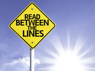 IDIOM - Read Between the Lines / Ler nas Entrelinhas