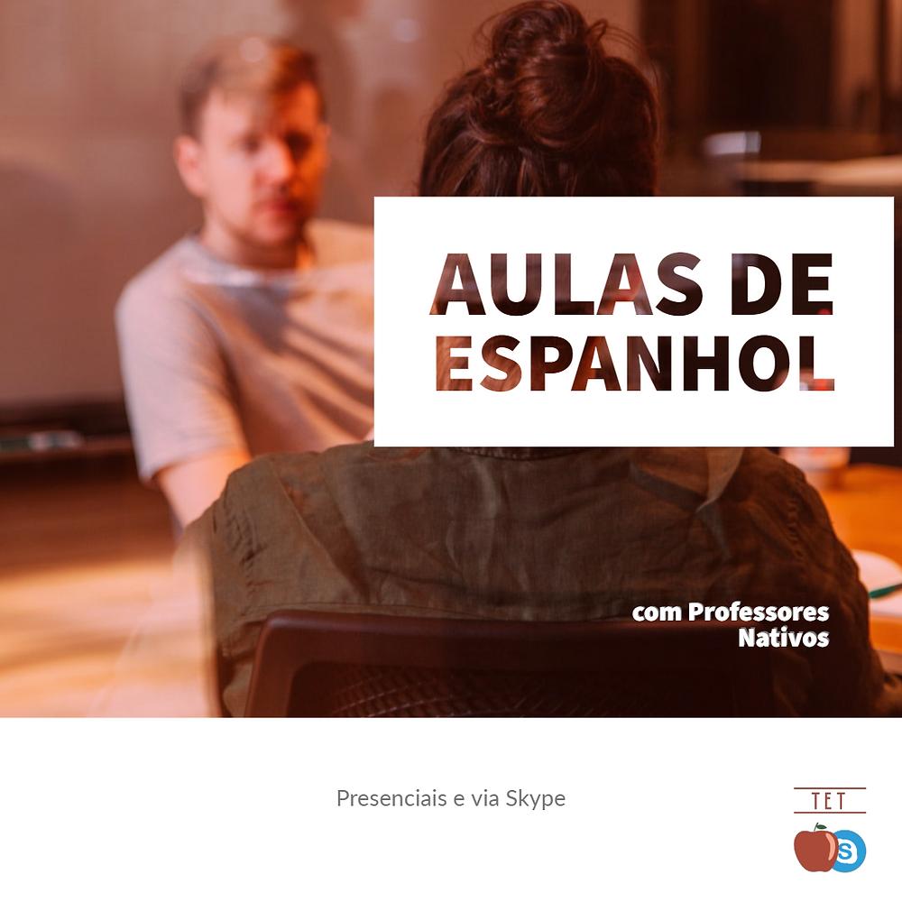 aulas particulares espanhol skype presencial são josé dos campos são paulo tet the english teacher pessoas conversando café sala aula