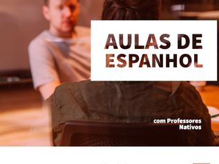 Aulas de Espanhol - Particulares e em Grupo