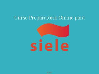Curso Preparatório SIELE - Exame da Língua Espanhola