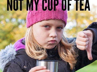 IDIOM - NOT BE YOUR CUP OF TEA