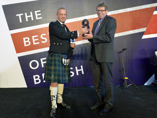 GREAT British Product Award