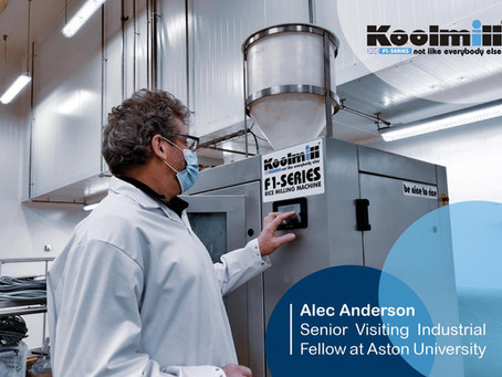 MD Alec Anderson appointed as Senior Industrial Fellow