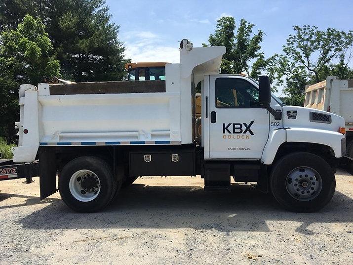 KBX Golden Truck