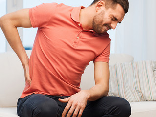 Seeing a Chiropractor might be the way to  go