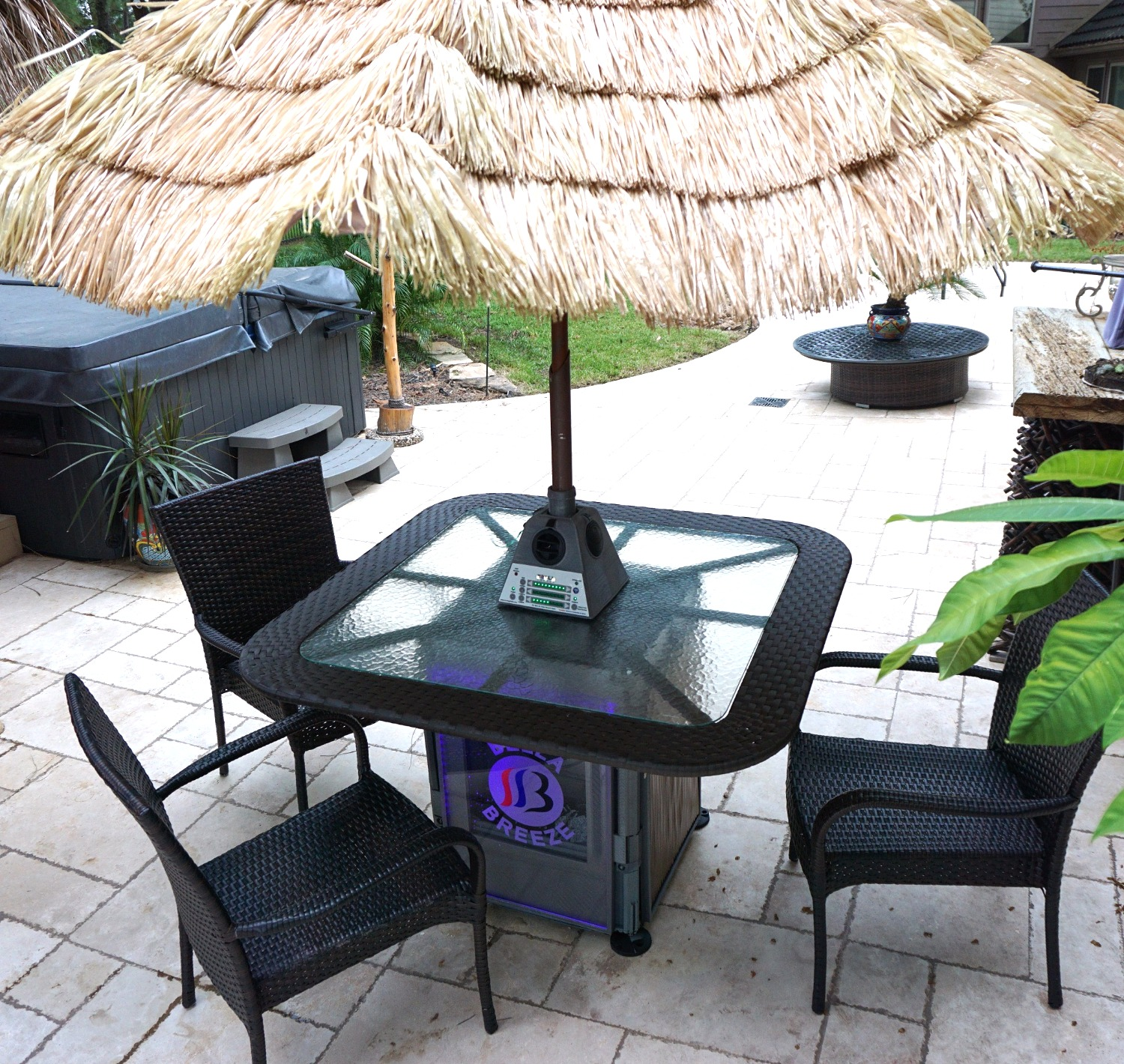 How To Cool Your Outdoor Patio  Patio Furniture Trends