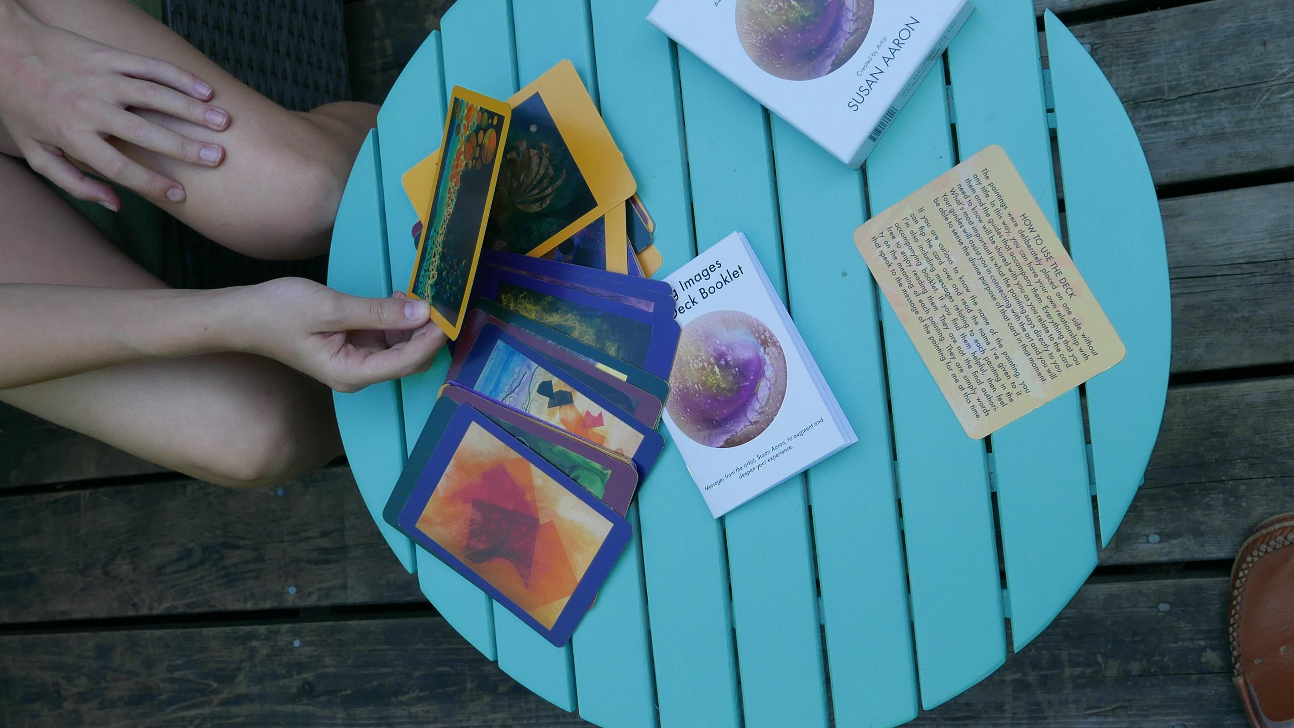 Oracle Card Deck