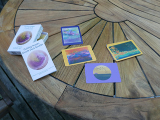 How I came to create my Guiding Images Oracle Deck . . .