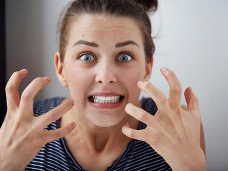 Een potje ruzie: is dat schrikken??