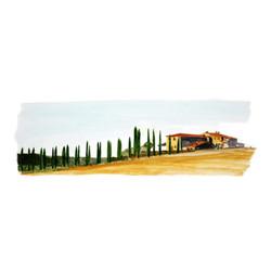 Tuscan Villa,