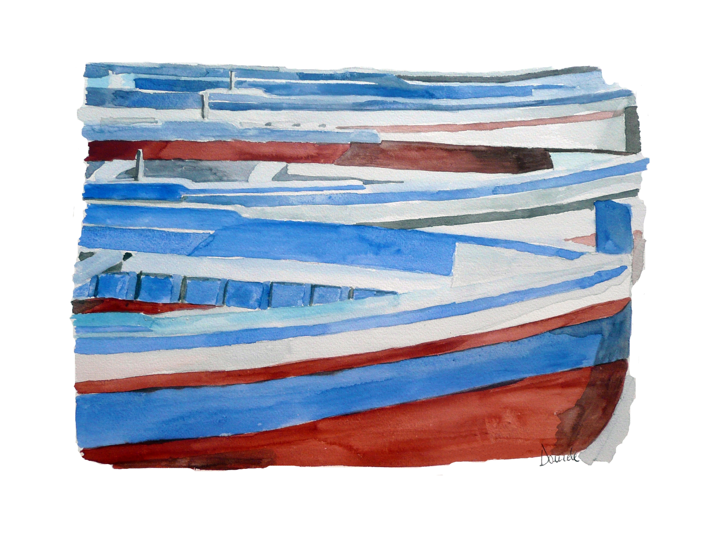 Barche delle Eolie
