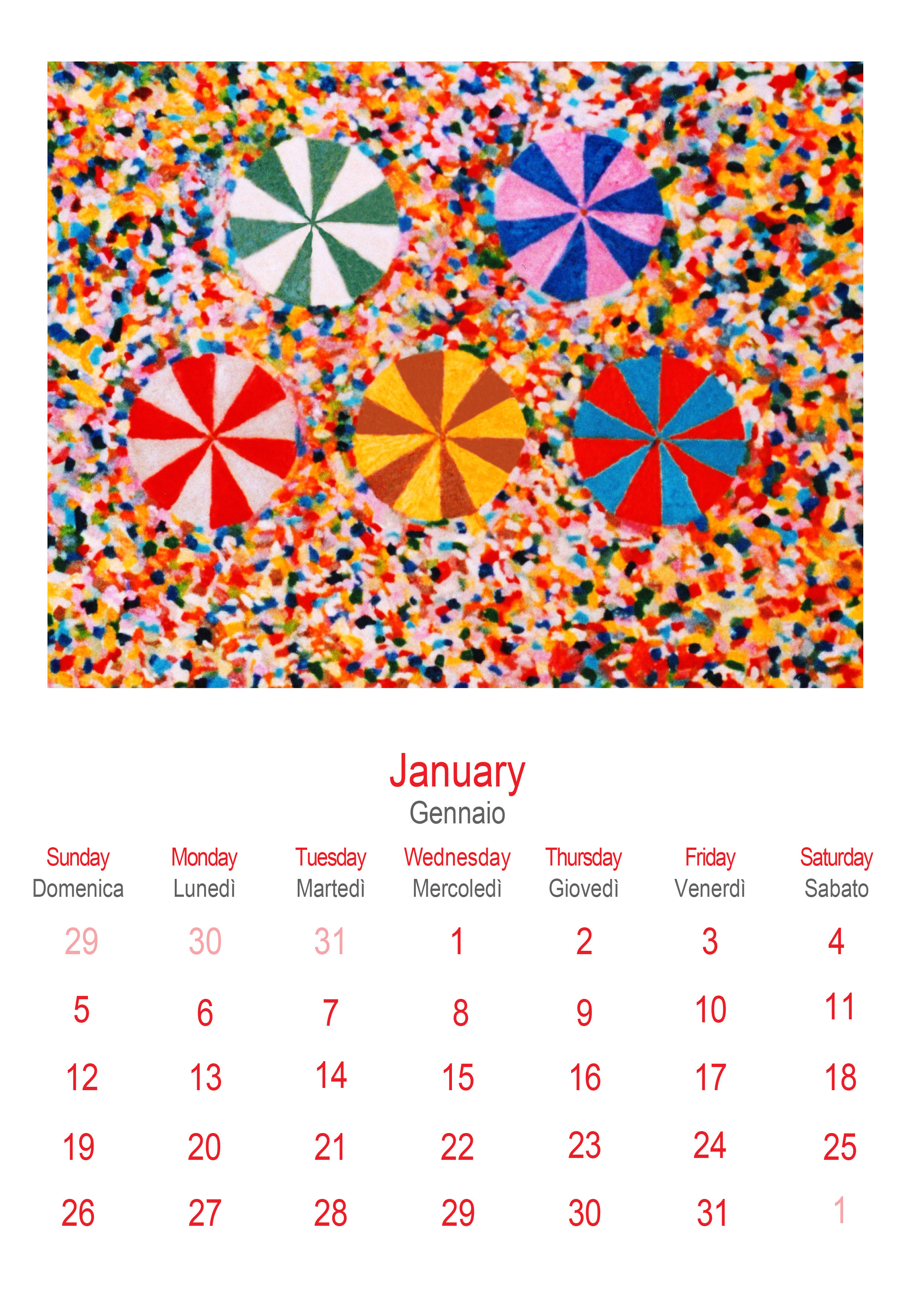 Daniele 2020 January