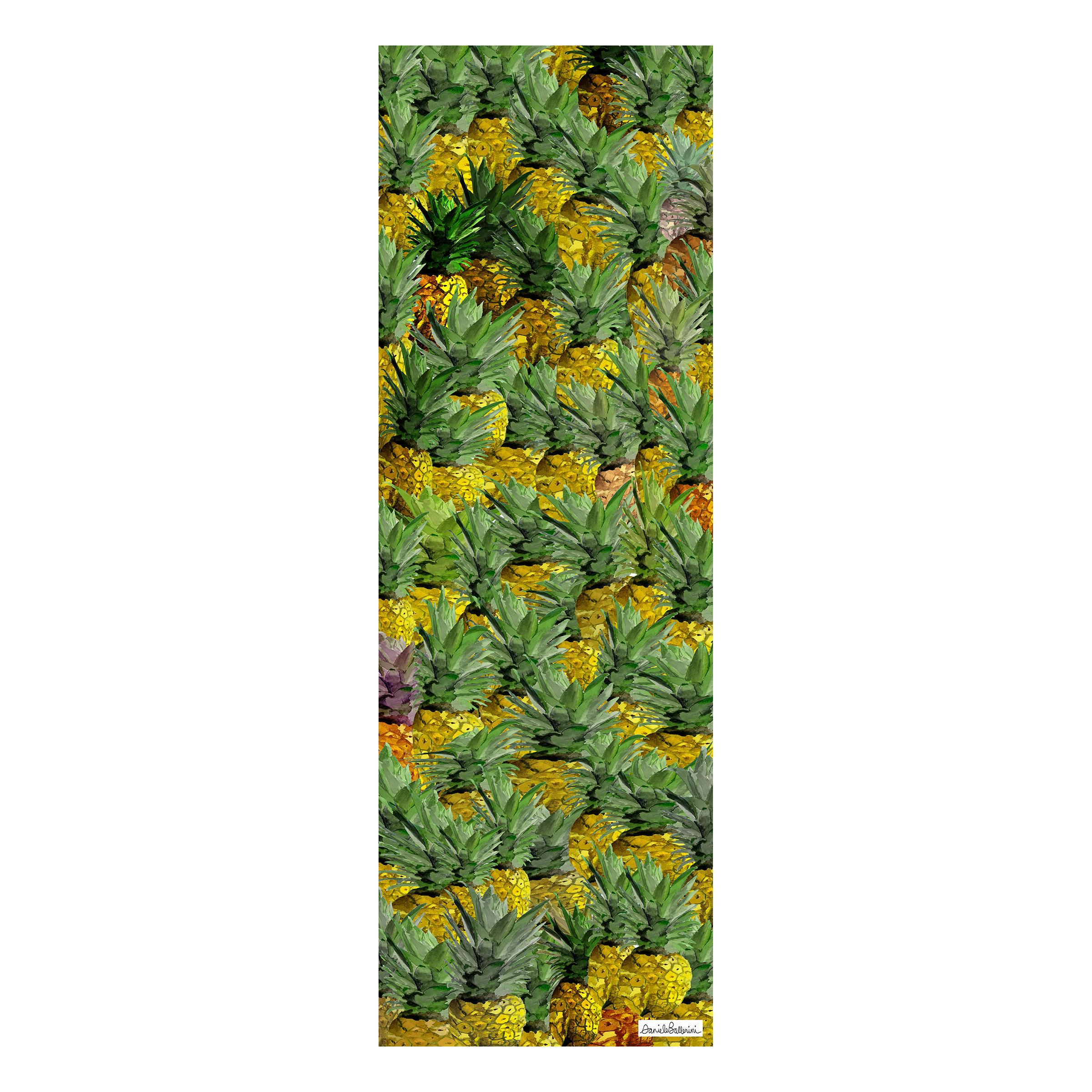 m 13 pineapple 180 x 60 cm