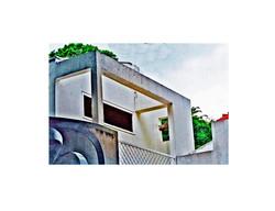Valle Arriba House, caracas (detail)