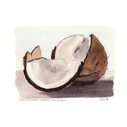 f coconut