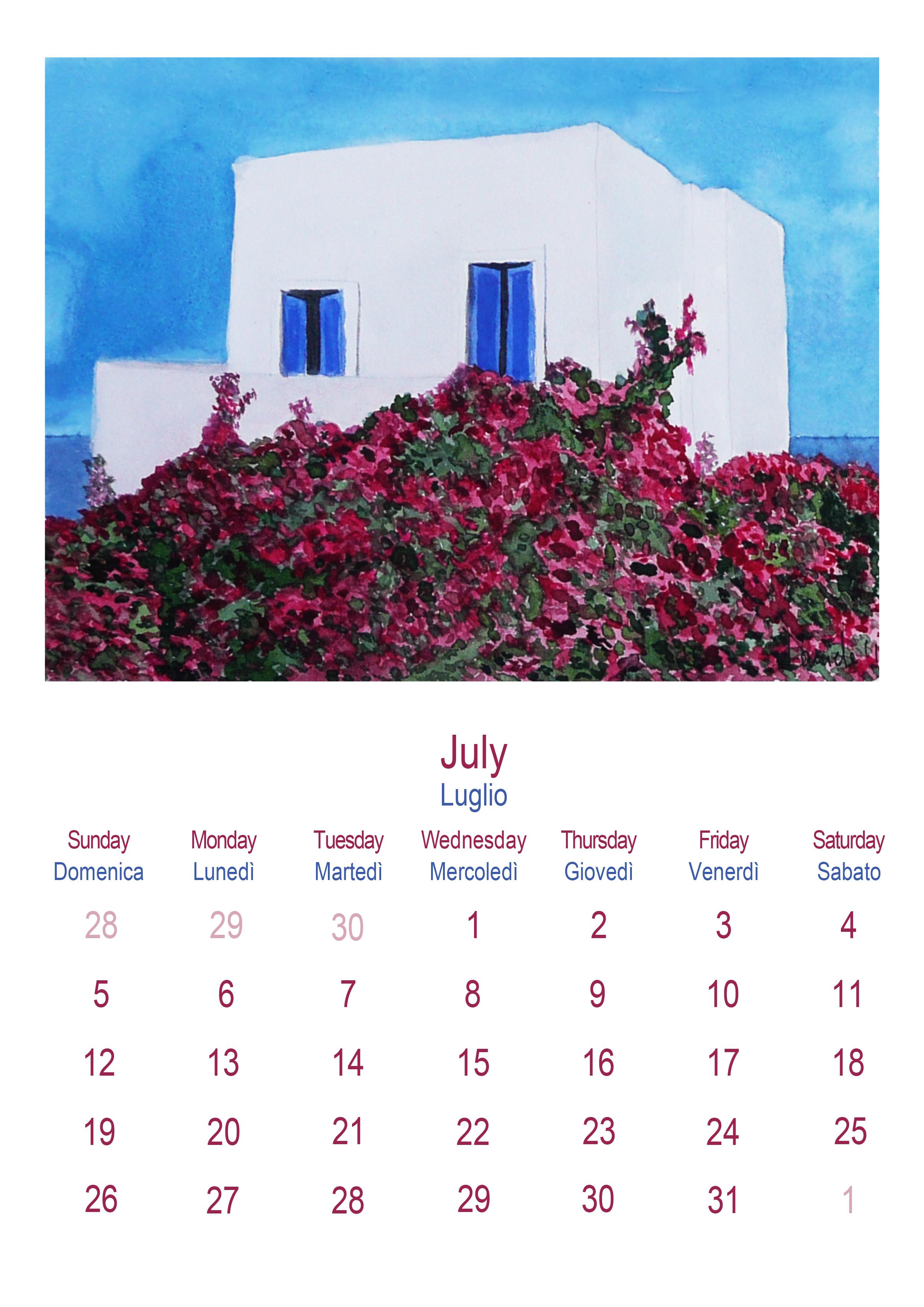 Daniele 2020 July