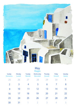 5 may 2021 Daniele blue door a4