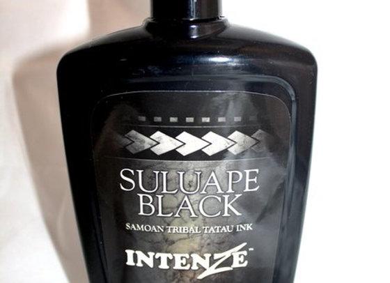 INTENZE Suluape Black Ink