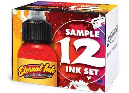 ETERNAL INK Sample Set of 12