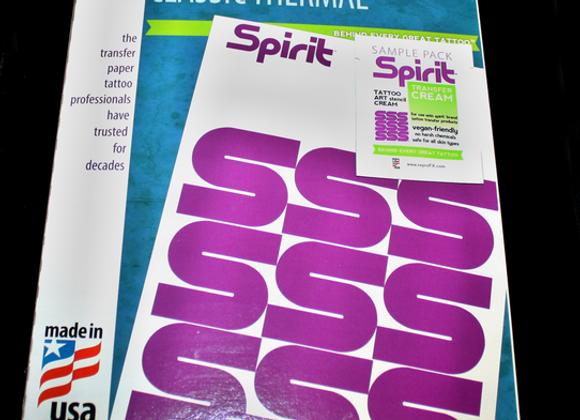 SPIRIT Transfer Papper