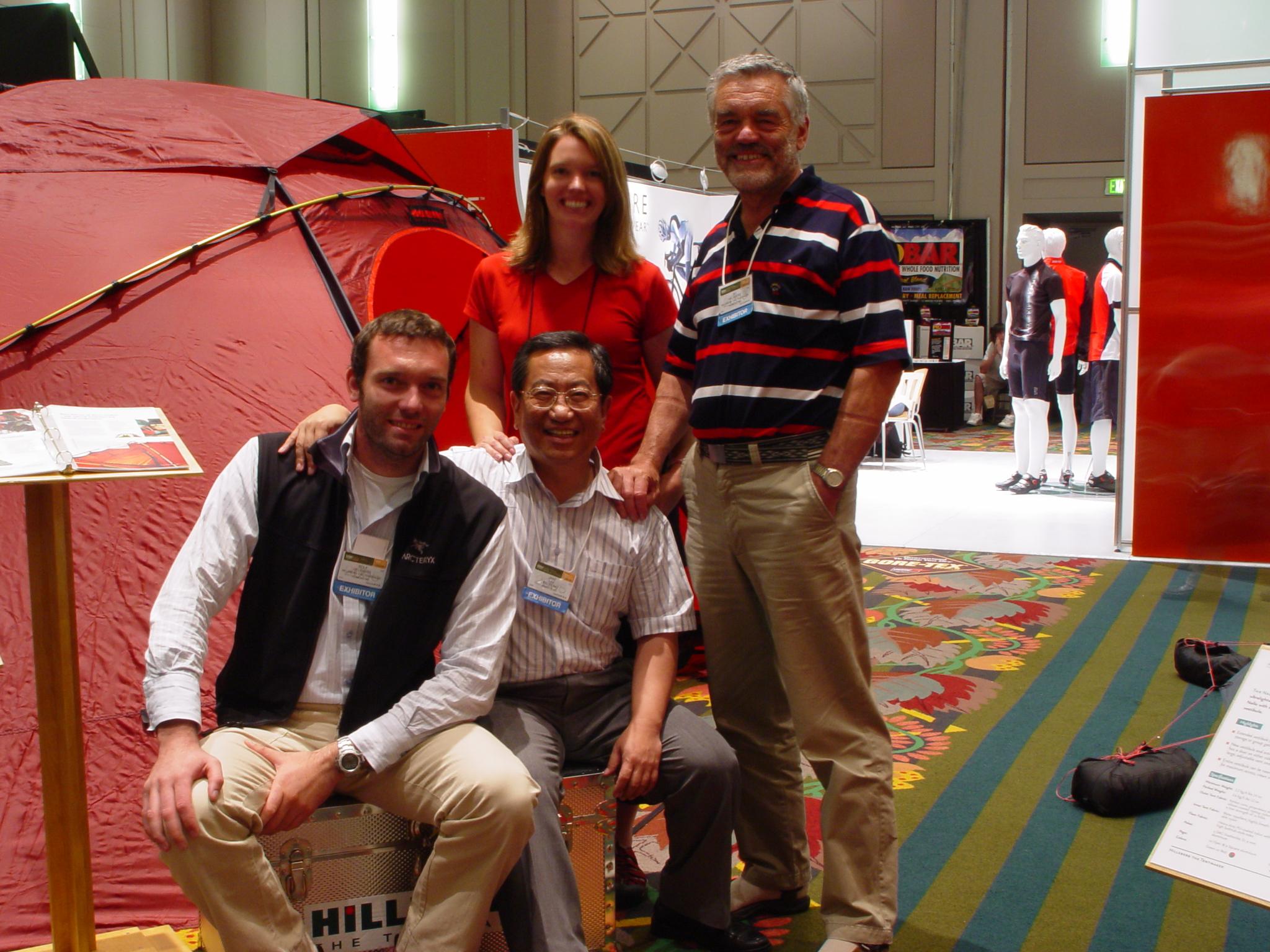 Hilleberg family