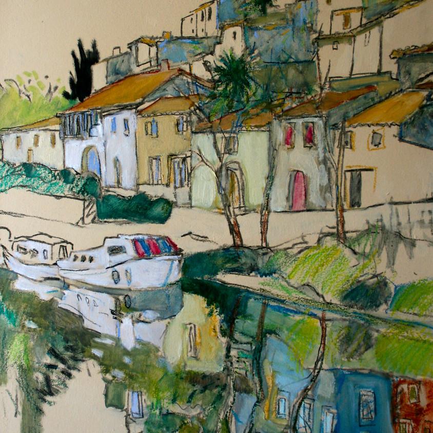 CARRIERE Denis - Peintures