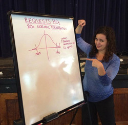 Alexis and the Standard Deviation