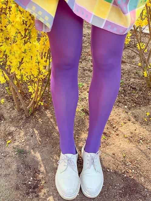 Pretty Purple legs - Tights