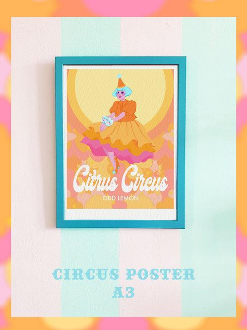 Citrus Circus - Poster