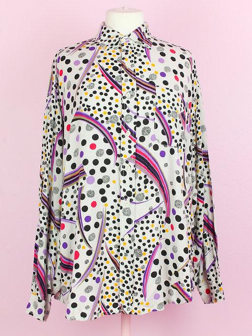 Dotty - Vintage Shirt - L