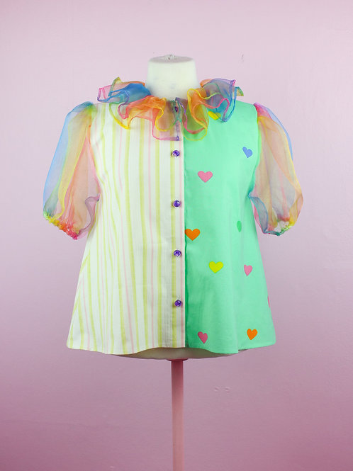Rainbow Bubble Top -Remade - 01