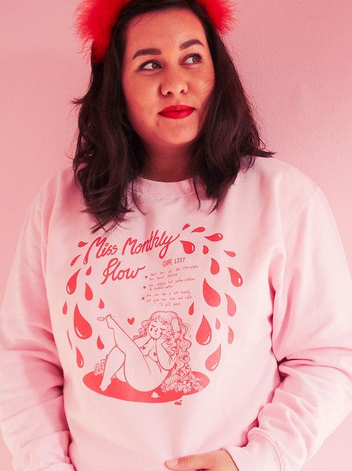 Miss Monthly Flow - Sweatshirt