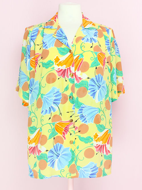 Summer fresh - Vintage shirt - L