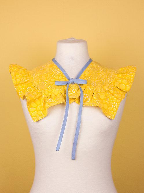 Sunny Yellow - Collar crush
