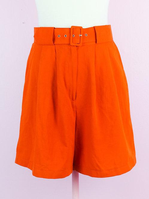 Burnt Orange - Vintage shorts -  M