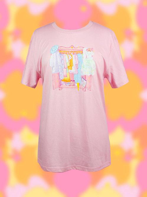 The magic wardrobe - Light pink Teeshirt