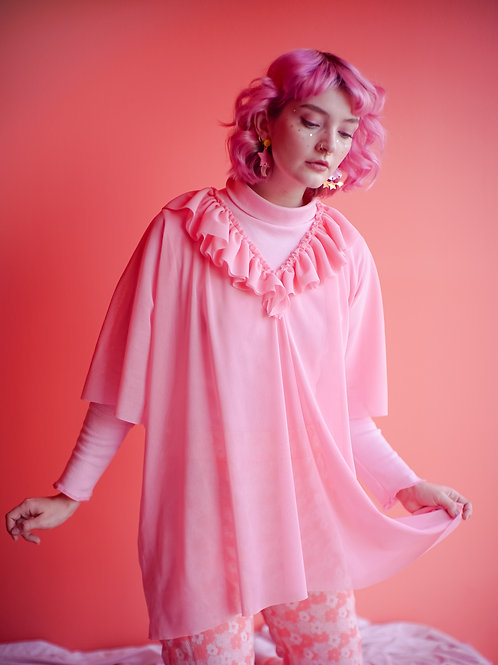 Candyfloss tee - Classic candy - freesize