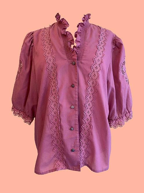 Rose ruffle - Shirt