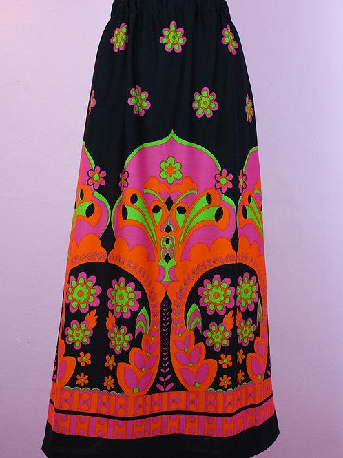 Amazing - vintage skirt - customized