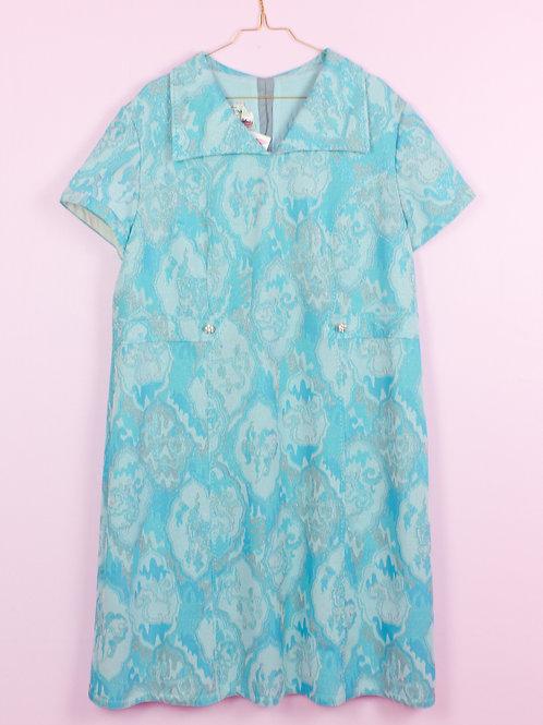 Glitter darling - Vintage Dress - XXL