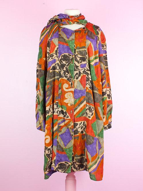Abstract - Vintage Shirt - XXL/onesize