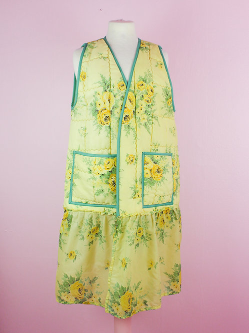 Mellow yellow love - ReMade Vests