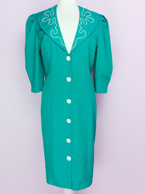 Vintage Blazer dress -XL