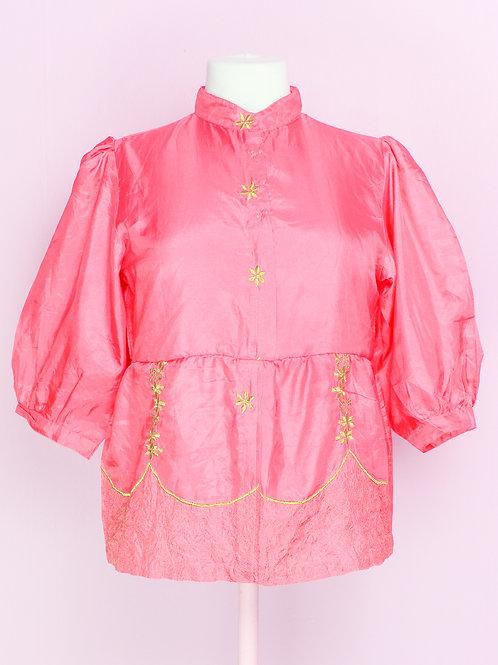 Golden Pink - Vintage top - S