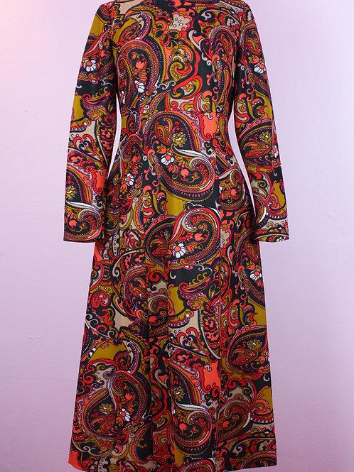 70's dream - vintage dress