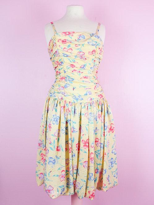 Prom Queen - Vintage Dress - S