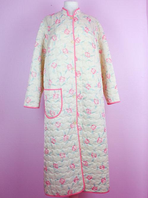 Soft flower - Vintage Robe